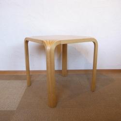 Alvar Aalto / アルヴァ・アアルト  X601 スツール【オーク】_